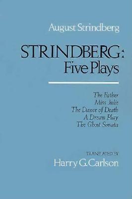 Strindberg, Five Plays - Strindberg, August