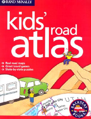 Rand McNally Kids' Road Atlas - McGowan, Kristy, and Richards, Karen, and Rand McNally