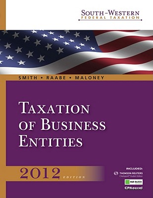 South-Western Federal Taxation 2012 - Smith, James E, and Schenk, Mike (Editor), and Raabe, William A