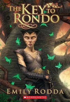 The Key to Rondo - Rodda, Emily