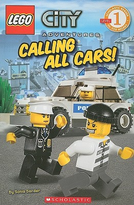 Lego City Adventures: Calling All Cars! - Sander, Sonia