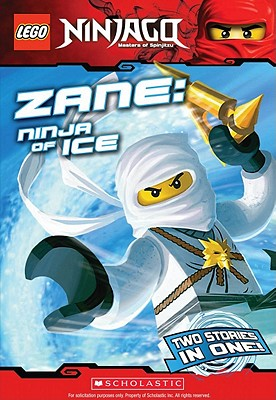 Zane: Ninja of Ice - Farshtey, Greg