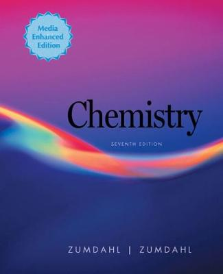 Chemistry: Media Enhanced Edition - Zumdahl, Steven S, and Zumdahl, Susan A
