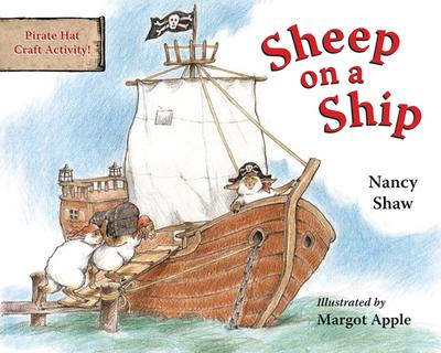 Sheep on a Ship - Shaw, Nancy