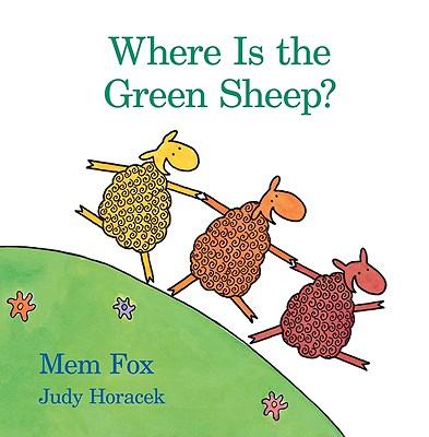 Where Is the Green Sheep? - Fox, Mem