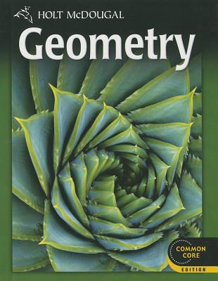 Holt McDougal Geometry: Student Edition 2012 - Holt McDougal (Prepared for publication by)