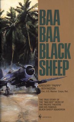 Baa, Baa Black Sheep - Boyington, Gregory