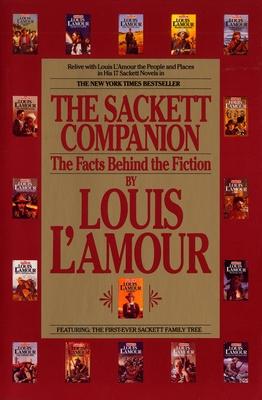 The Sackett Companion - L'Amour, Louis