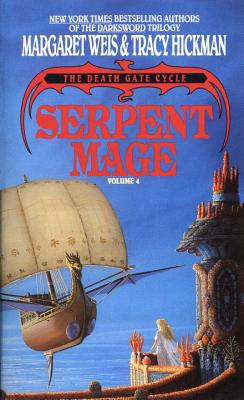 Serpent Mage - Weis, Margaret, and Hickman, Tracy
