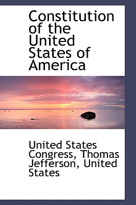 Constitution of the United States of America - Congress, United States, Professor