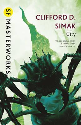 City - Simak, Clifford D.
