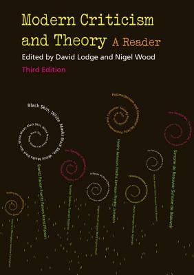 Modern Criticism and Theory: A Reader - Lodge, David (Editor), and Wood, Nigel (Editor)