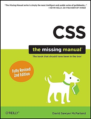 CSS: The Missing Manual - McFarland, David