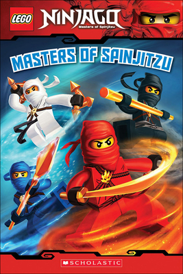 Masters of Spinjitzu - West, Tracey