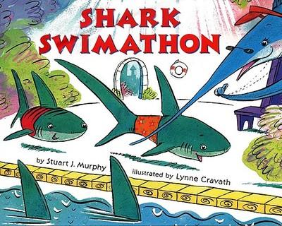 The Shark Swimathon - Murphy, Stuart J