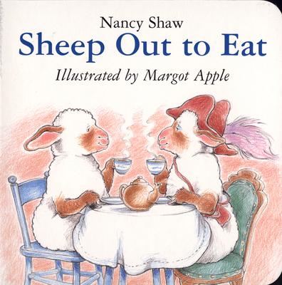 Sheep Out to Eat - Shaw, Nancy E