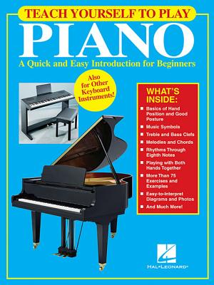Teach Yourself to Play Piano - Sheppard, Mike, and Sleigh, James