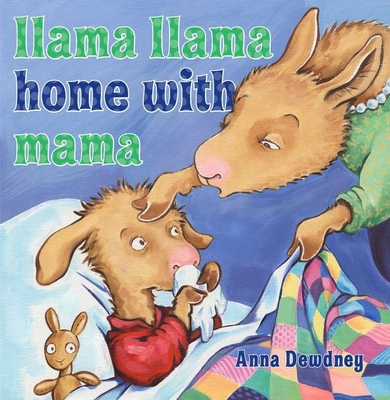 Llama Llama Home with Mama - Dewdney, Anna