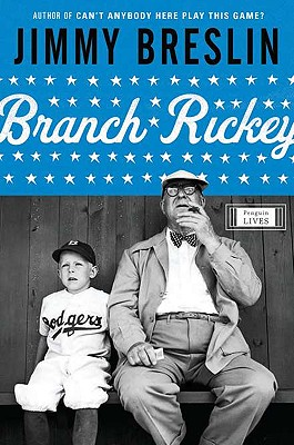 Branch Rickey - Breslin, Jimmy