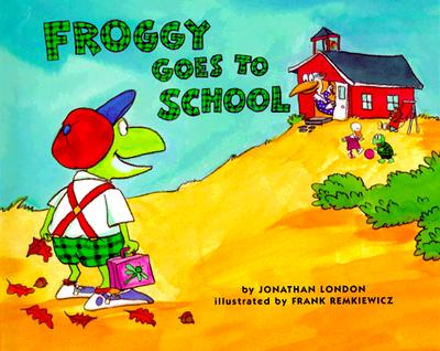 Froggy Goes to School - London, Jonathan