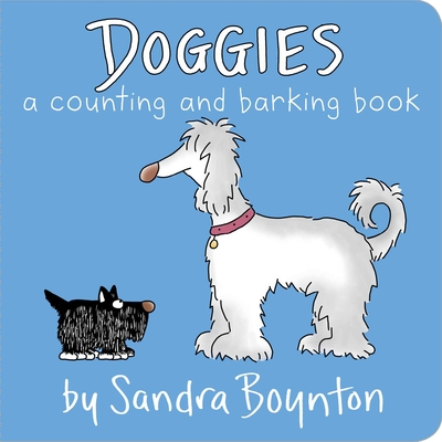 Doggies: A Counting and Barking Book - Boynton, Sandra