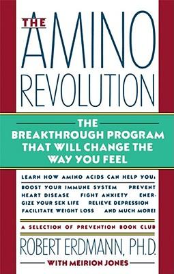Amino Revolution - Erdmann, Robert, Mr., Ph.D., and Jones, Meirion