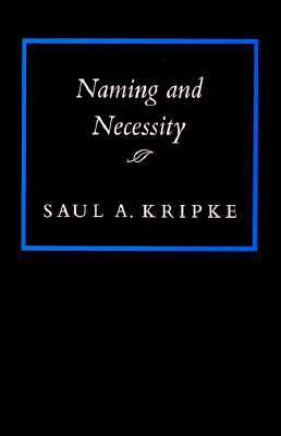 Naming and Necessity -