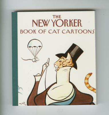 """""""The New Yorker"""" Book of Cat Cartoons - New Yorker"""