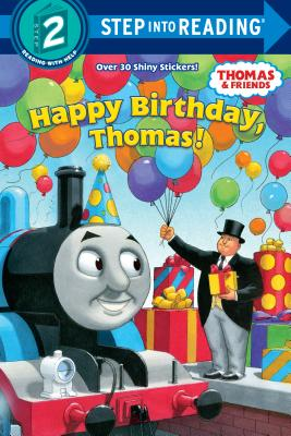 Happy Birthday, Thomas! (Thomas & Friends) -