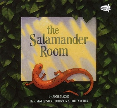 The Salamander Room - Mazer, Anne