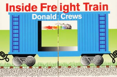 Inside Freight Train -