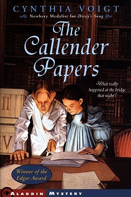The Callender Papers - Voigt, Cynthia