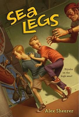 Sea Legs - Shearer, Alex