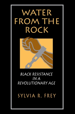 Water from the Rock: Black Resistance in a Revolutionary Age - Frey, Sylvia R