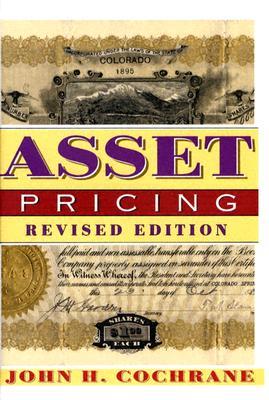 Asset Pricing - Cochrane, John H