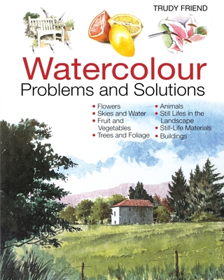 Watercolour Problems and Solutions: A Trouble-Shooting Handbook - Friend, Trudy