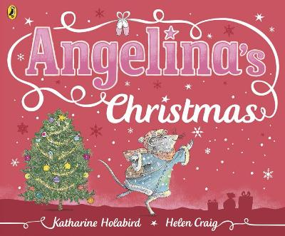 Angelina's Christmas - Holabird, Katharine