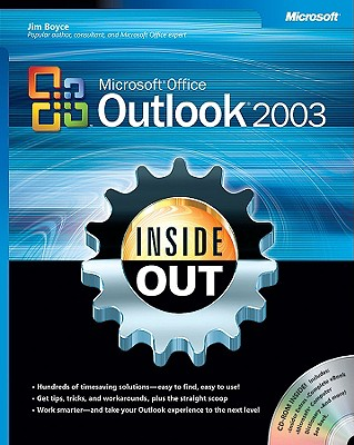 Microsoft Office Outlook 2003 Inside Out - Boyce, Jim, and Microsoft Corporation, Cj