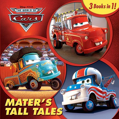 Mater's Tall Tales - Berrios, Frank (Adapted by)