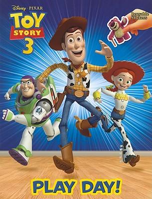 Toy Story 3: Play Day! - Random House Disney (Creator)