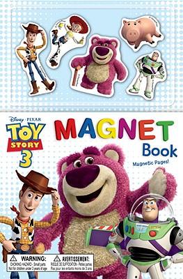 Toy Story 3: Magnet Book - Random House Disney (Creator)