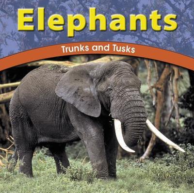 Elephants: Trunks and Tusks - Richardson, Adele
