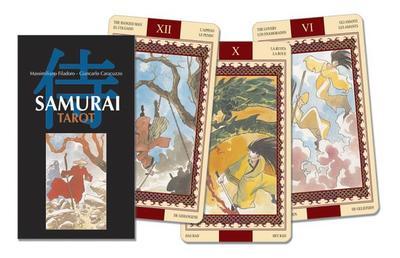 Ls Samurai Tarot - Lo Scarabeo