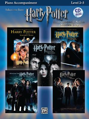Harry Potter Instrumental Solos (Movies 1-5): Piano Accompaniment - Galliford, Bill, and Neuburg, Ethan, and Edmondson, Tod