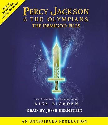 The Demigod Files - Riordan, Rick, and Bernstein, Jesse (Read by)