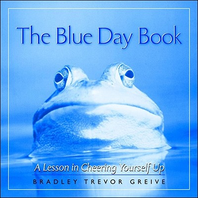 The Blue Day Book: A Lesson in Cheering Yourself Up -