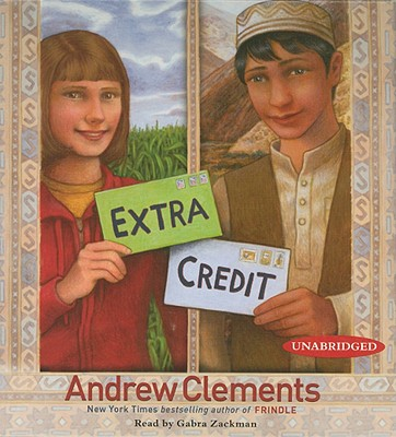 Extra Credit - Clements, Andrew, and Zackman, Gabra (Read by)