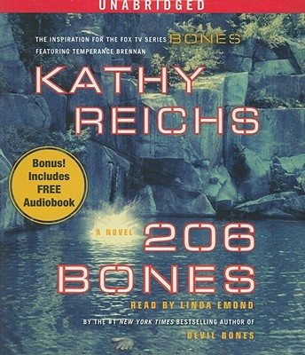 206 Bones - Reichs, Kathy, and Emond, Linda (Read by)