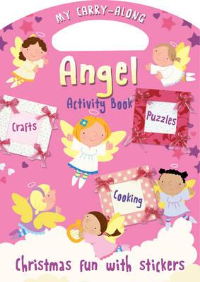 My Carry-along Angel Activity Book: Activity Book with Stickers - Miller, Jocelyn