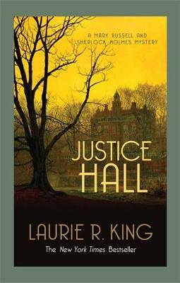 Justice Hall - King, Laurie R.